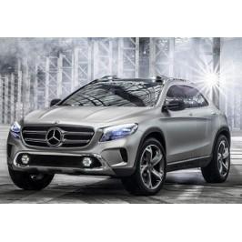 Mercedes-Benz GLA 200 CDI 136hk 2014-