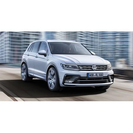 Volkswagen Tiguan 2.0 TSI 180hk 2016-2018