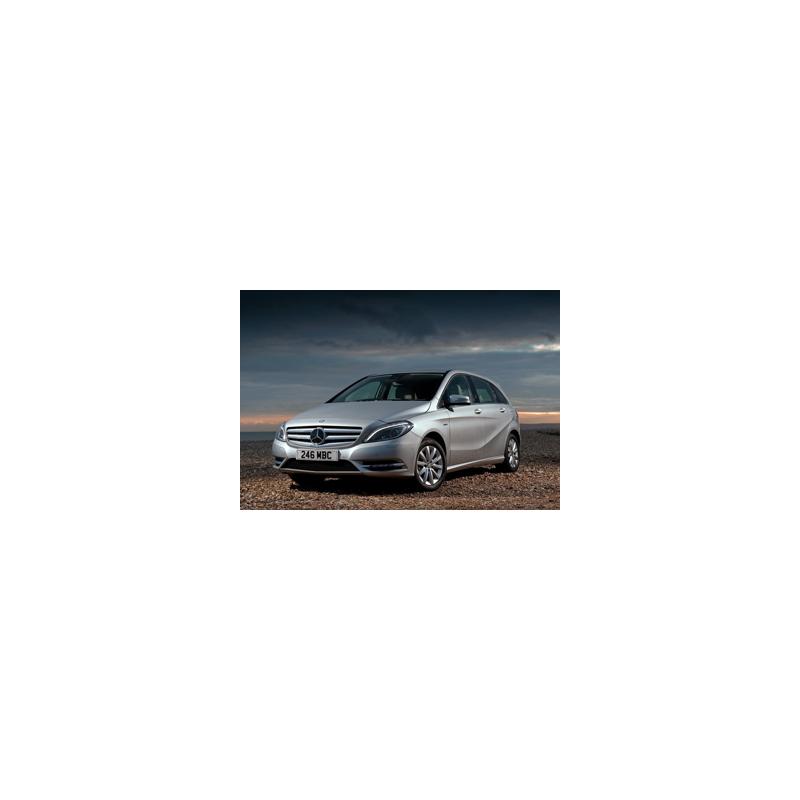 Mercedes-Benz B180 CDI 109hk 2011-2013