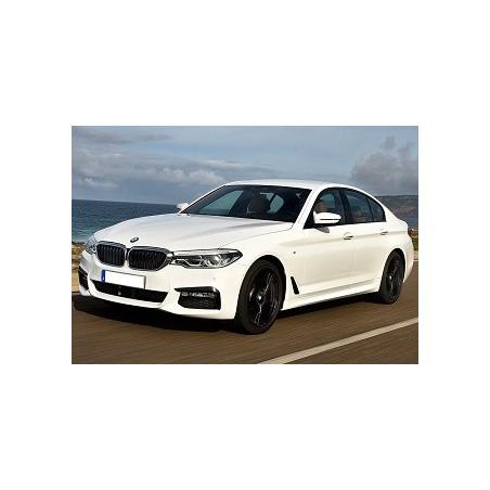 BMW M550d 400hk 2017-