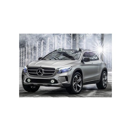 Mercedes-Benz GLA 220 184hk 2017-2020