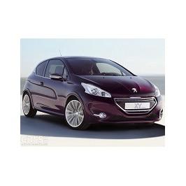 Peugeot 208 1.4 95hk 2012-