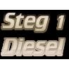 Steg 1 - Diesel
