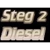 Steg 2 - Diesel